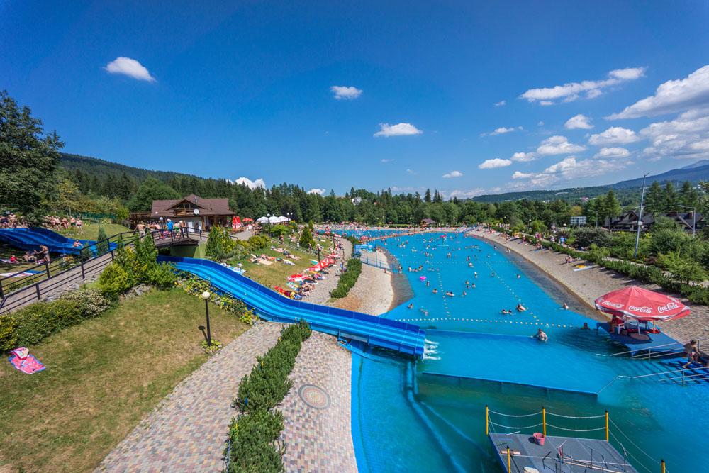 Kąpielisko Polana Szymoszkowa Zakopane