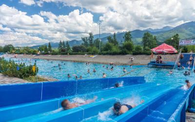 Otwarcie kąpieliska w sobotę 25 czerwca!