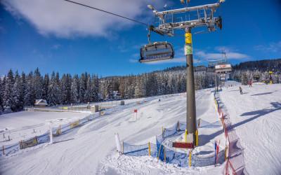 szymoszkowa, ski, wyciagi, stacja narciarska,