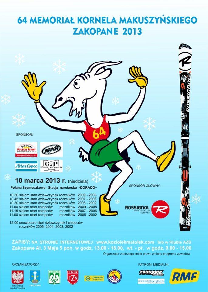 Koziolek Matolek plakat 2013