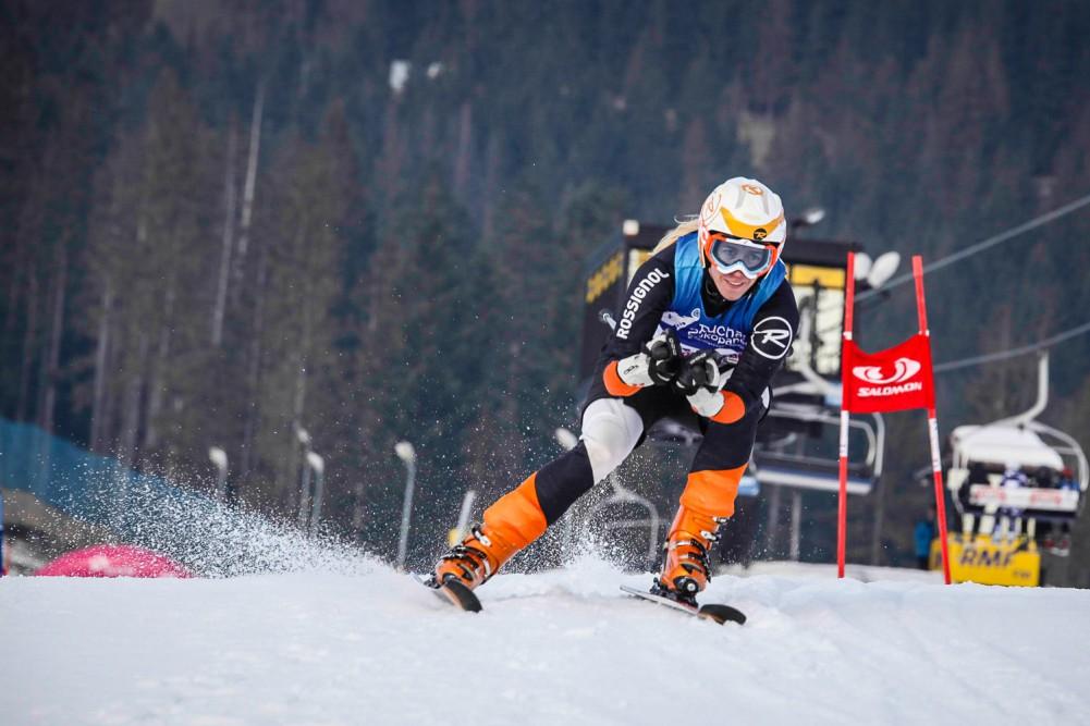 Finał VII Pucharu Zakopanego Amatorów w Narciarstwie Alpejskim