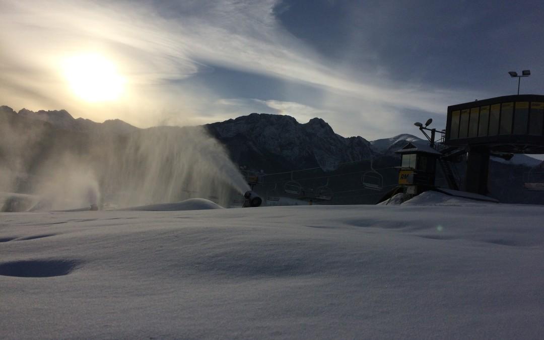 Sezon narciarski 2016/17 oficjalnie otwarty!
