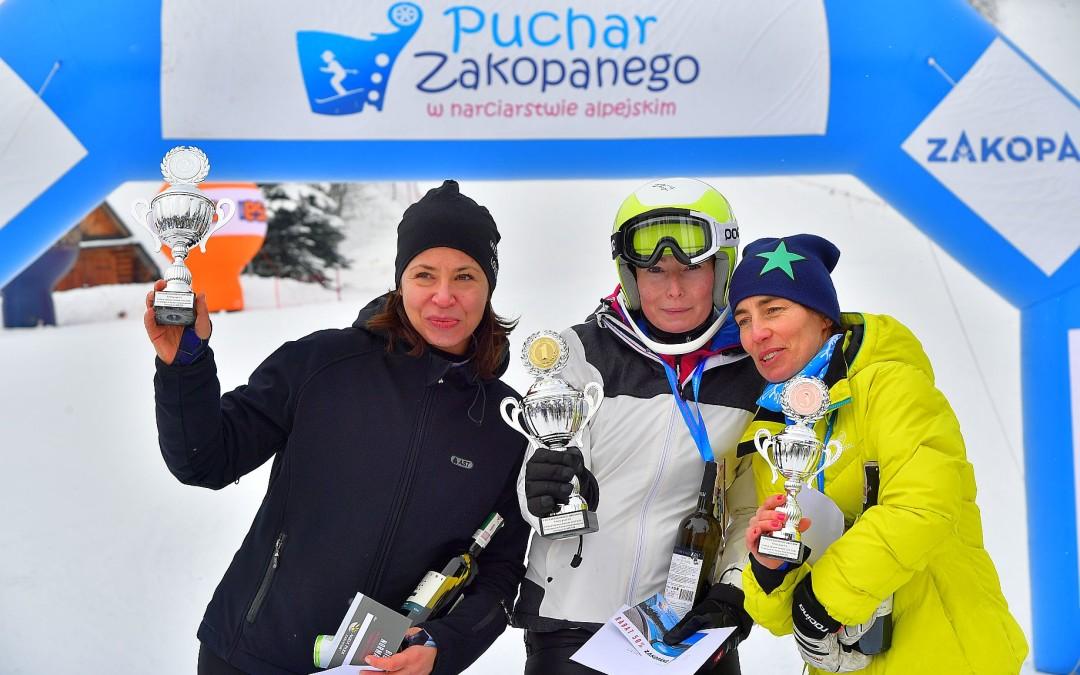 W sobotę na Szymoszkowej Puchar Zakopanego w narciarstwie alpejskim