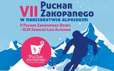 VII Puchar Zakopanego Amatorów w Narciarstwie Alpejskim