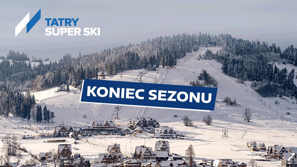 Sezon narciarski zakończony – dziękujemy za wspólną jazdę!