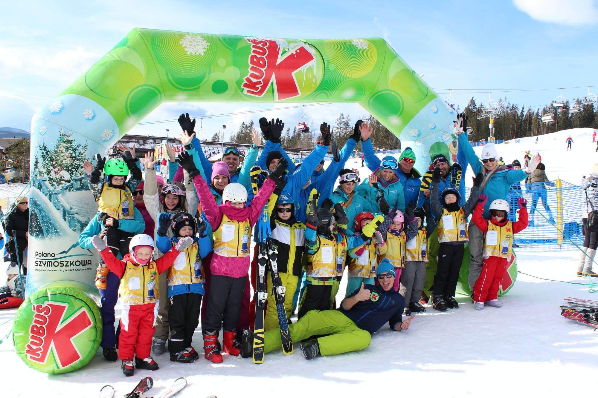 Kids Park Szymoszkowa - szkoła narciarska dla dzieci