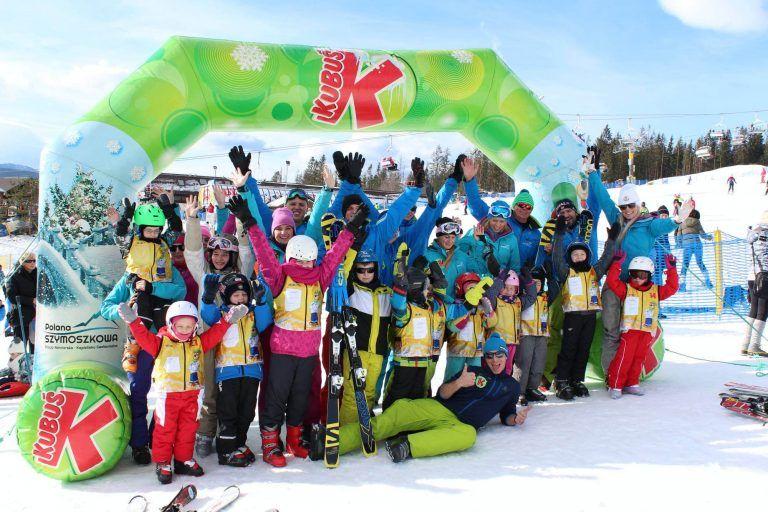 Kids Park Szymoszkowa - szkoła narciarska dladzieci
